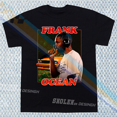 FRANK OCEAN BLONDED Hip Hop Tour Rare T-SHIRT