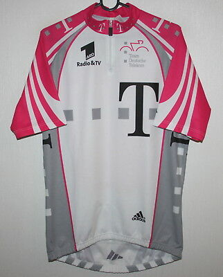 Vintage T-Mobile Team cycling team shirt jersey Size D7   36 Adidas c40207a60