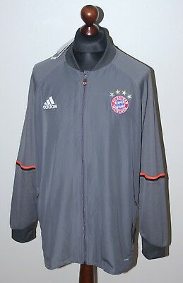 Bayern Munich Germany training jacket Adidas Size XXL 2XL 2016