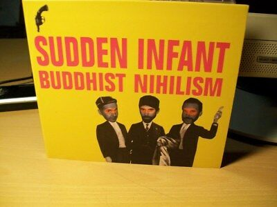 SUDDEN INFANT: Buddhist Nihilism (Dada-Punk + Noise Rock 2018)