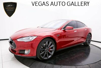 2016 Tesla Model S P90D Performance, Ludicrous Upgrade & Optional Grey Wheels