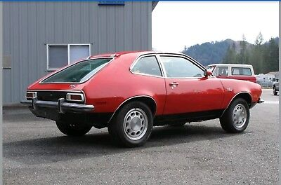 1973 Ford Other  1973 Ford Pinto V-8 stroker 347 5-speed