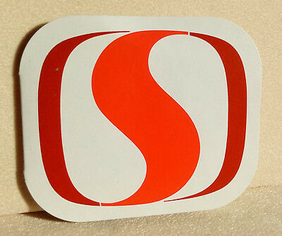 """New vintage Safeway Ribbon """"S"""" Grocery Store Advertising Sewing Kit Needles"""