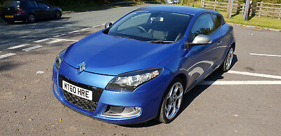 """2010 Renault Megane Coupe GT 2.0 DCI 160 BHP 18"""" Alloy"""