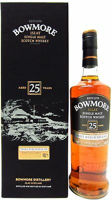 Bowmore - Small Batch Release 25 year old  Whisky