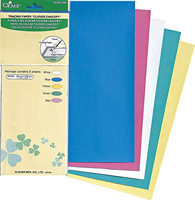 Chacopy Tracing Paper-30cm x 25cm 5/pkg