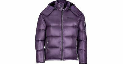 Marmot Stockholm 700 Down Fill Jacket 73090 6926 Night Shade Purple Men