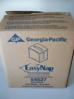 Georgia Pacific Professional EasyNap Napkin Dispenser 5 9/10 x 7 12/25 x 6 16/25