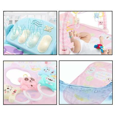 Baby Fitness Kick and Play Piano Gym Lay & Play Mat Musical Activity Gym Toy AU