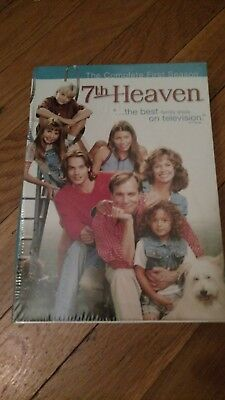 7th Heaven - The Complete First Season (DVD, 2007, Canadian)