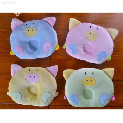 8A0C Baby Infant Cartoon Positioner Anti Roll Sleepping Bedding Head Support Cus