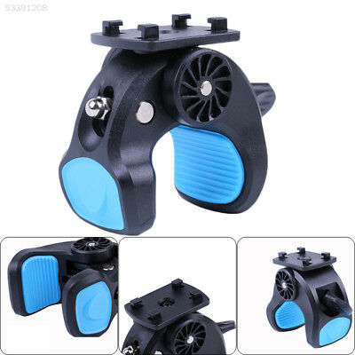 D461 Protective Clamp 8cm Motorcycle Baby Stroller Mobile Support