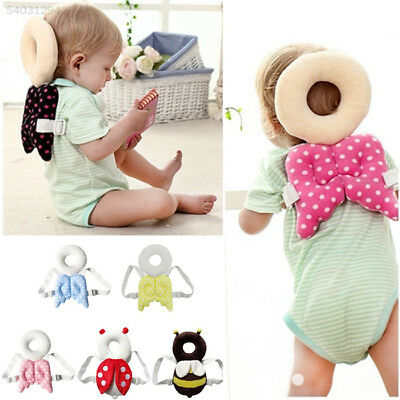 39C8 Soft Styling Headrest Cotton Head Neck Angel Toddler Nursing Drop Cushion