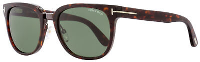1c42fc5f79 Tom Ford Square Sunglasses TF290 Rock 52N Red Havana Gunmetal 55mm FT0290