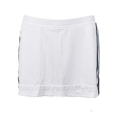 Adidas Mt T16 Skort Tennis Skirt for Ladies (White)