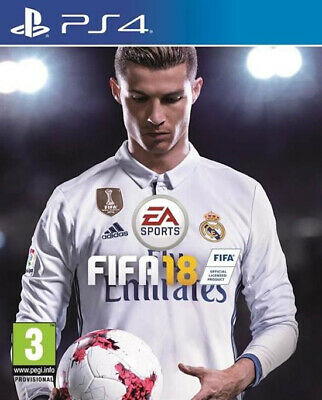 Electronic Arts FIFA 18, PS4 Basic PlayStation 4 ITA videogioco FIFA 18, PS4