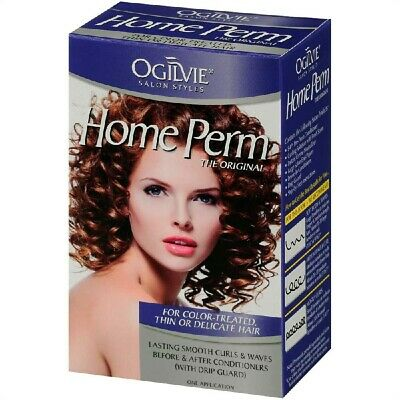 Ogilvie Home Perm Salon Style For Colour Treated Hair