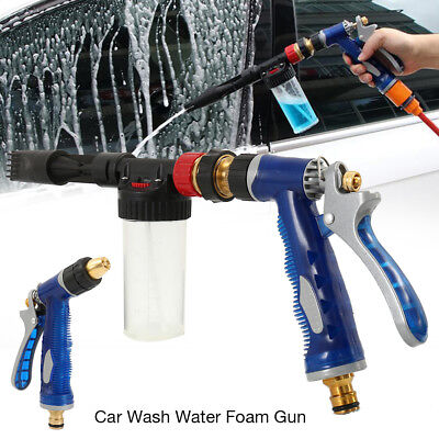 High pressure Car Cleaning Washing Foam Gun Auto Water Soap Sprayer Washer Tool
