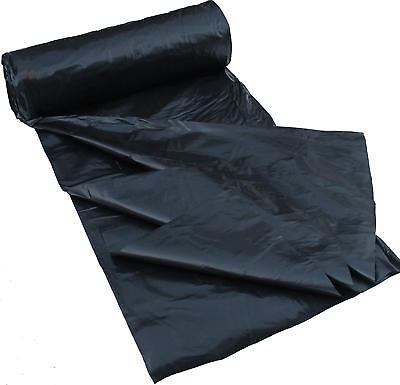 DCP 6 Mil Sheeting Roll Black Plastic Sheeting,Plastic Tarp,Ground Cover,10*12ft