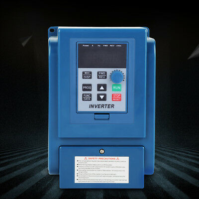 380V Variable Frequency Drive VFD Speed Controller for 3-phase 2.2/4kW AC Motor