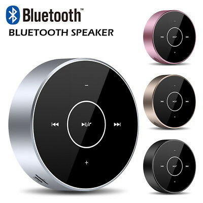 Bluetooth Speaker, XLeader Portable Speaker with HD Sound Micro SD Support A6