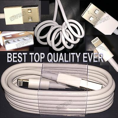 10 X USB Charger Sync Data Cable for iPhone 5 6 8 7  PLUS Wholesale BEST QUALITY