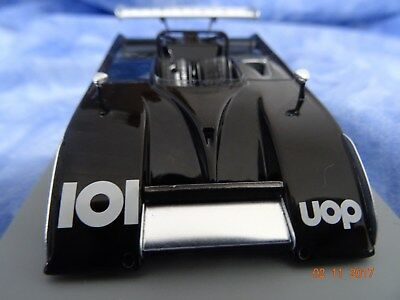 SHADOW MKII # 101, St. Jovite 1971 (Jackie Oliver) - extremely rare SPARK model