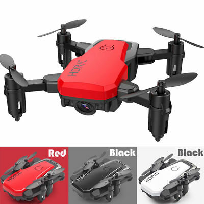 Mini D2WH Foldable RC Quadcopter 2.4G HD Camera WIFI FPV Portable Drone Gift