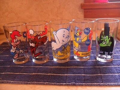 Miscellaneous Pepsi Glasses