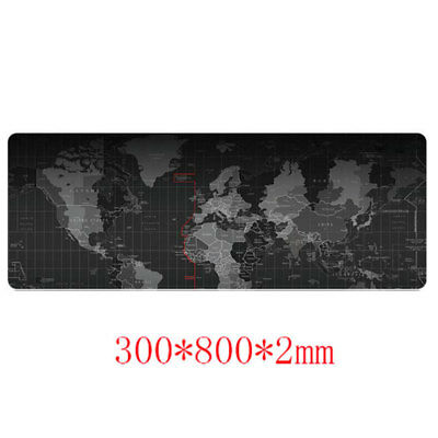 Extended Gaming Mouse Pad Large Size Desk Keyboard Non Slip Mat 800MM * 300MM