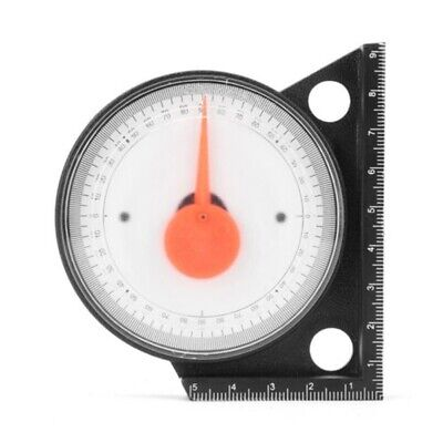 Slope Inclinometer Protractor Tilt Adjust Angle Finder Level Clinometer Guage