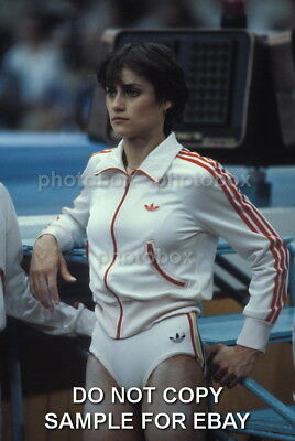 Nadia Comaneci Exclusive Unpublished PHOTO Ref 1017