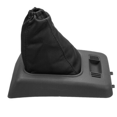 Gear Shift Lever PU Leather Gaiter Boot for Ford Transit Connect 02-13