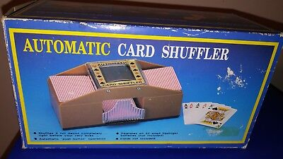 Vintage Baron / Scott Automatic Card Shuffler In The Box Style no.5501