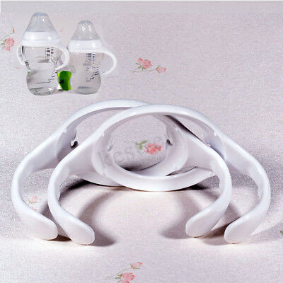 1PC Baby Bottle Cup Handle for Tommee Tippee Closer to Nature Feeding Bottles !