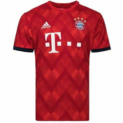 Bayern Munich Home Shirt 2018/19