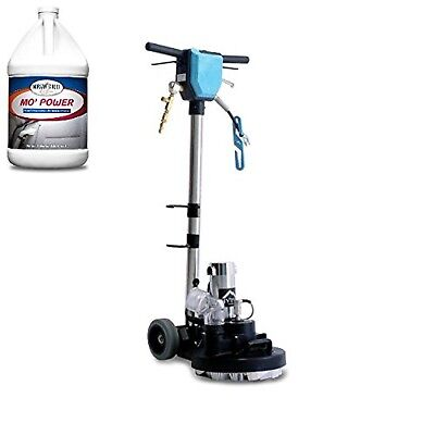 Mytee T-REX™ Jr. Total Rotary Extractor & TWO CASES of Carpet Extractor Cleaner