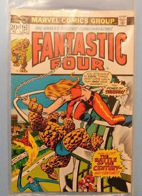 Marvel Comics Group Fantastic Four #133 9.0 VF/NM