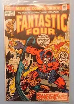 Marvel Comics Group Fantastic Four #132 9.0 VF/NM