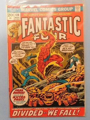 Marvel Comics Group Fantastic Four #128 9.0 VF/NM