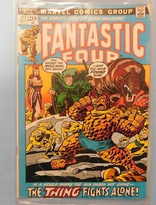 Marvel Comics Group Fantastic Four #127 9.0 VF/NM