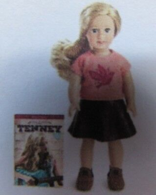New In Box Retired American Girl Tenney Mini Doll