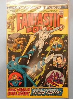 Marvel Comics Group Fantastic Four #123 9.0 VF/NM