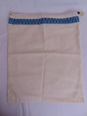 """NEW TORY BURCH DUST BAG FOR SHOES OR CLUTCH PURSE 15"""" x 12"""""""