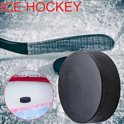 Hockey Puck Tool Bulk Blank Ice Official Regulation Rubber Black Replacement