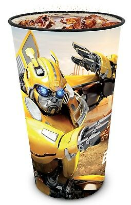 Transformers: Bumblebee 2018 Movie Theater Exclusive 44 oz Plastic Cup