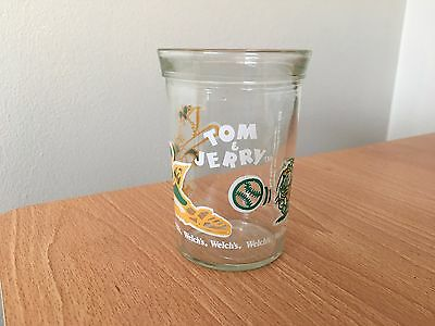 Welch's Jelly Jar - Tom and Jerry  PLAYING BASEBALL