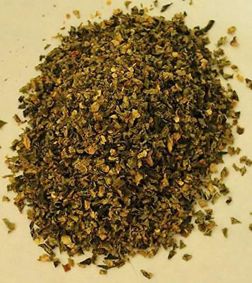 JALAPENO PEPPER FLAKES DRY , EXCELLENT FLAVOR, GREAT PRICE (5 ounces)