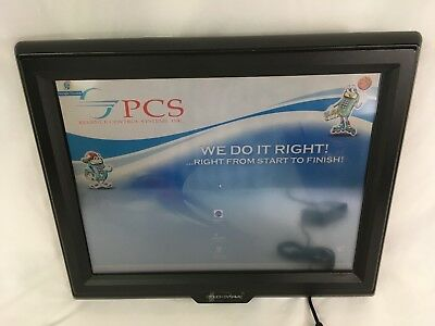 "Touch Dynamic Breeze All In One 15"" Touchscreen POS System"