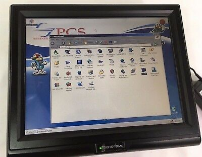 Touch Dynamic Breeze All In One POS